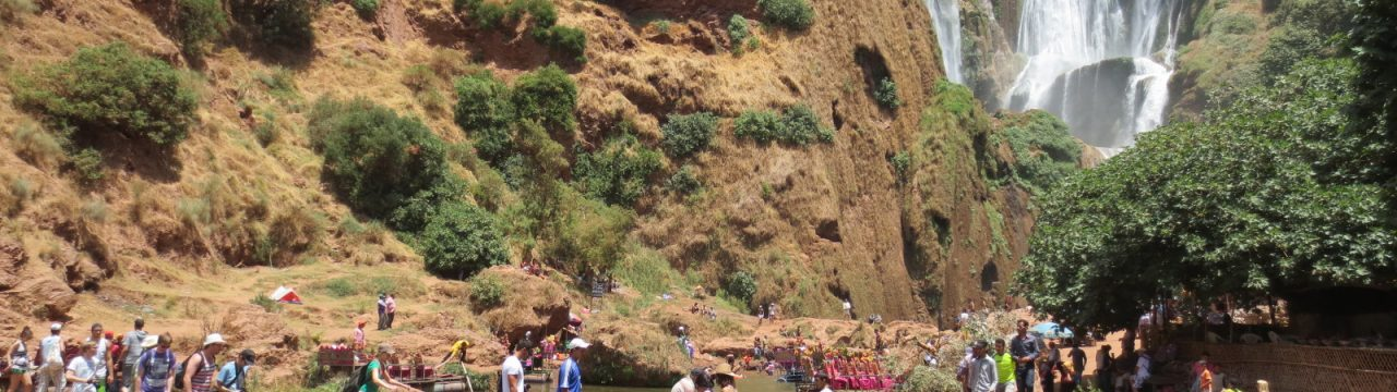 FROM MARRAKECH DAY TRIP TO MIDDLE ATLAS MOUNTAINS AND OUZOUD WATERFALLS