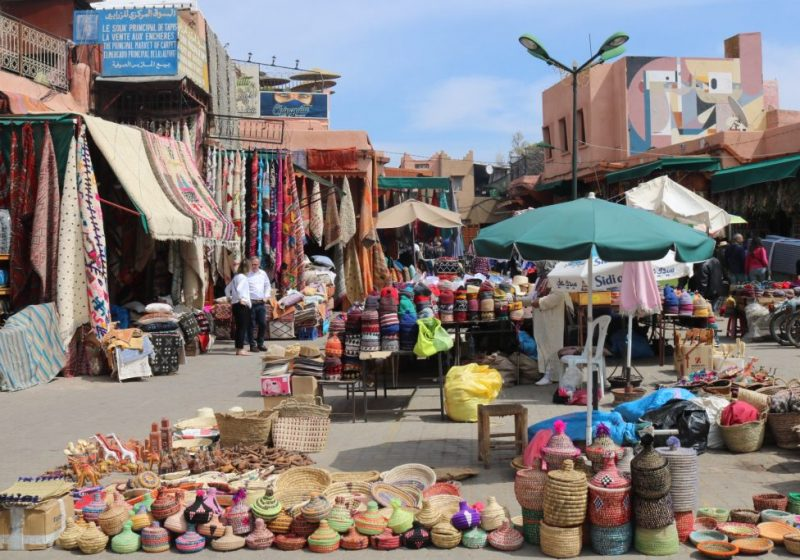 city guided tour of marrakech with guide